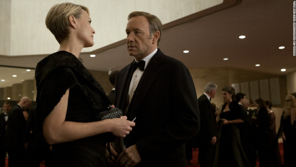 "Our second pick is obvious: Netflix's <strong>""House of Cards.""</strong> Between Kevin Spacey, Robin Wright, an easy-to-binge format and a third season launching February 27, this should be at the top of your ""to-do"" list. Click through for 14 more ideas:"