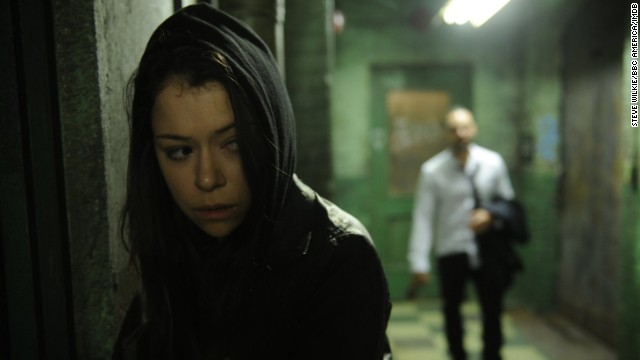 "Tatiana Maslany's portrayals of multiple clones make ""Orphan Black"" stand out."