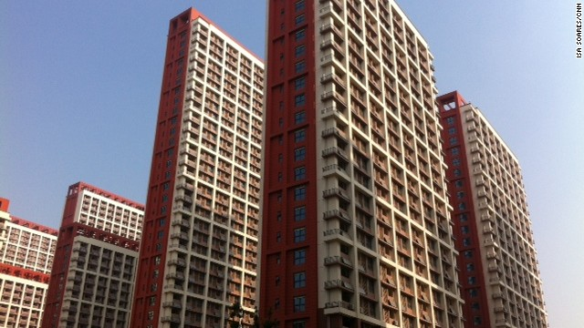 Affordable but soulless? Maigaoqiao venture park project in Nanjing's Qixia district.