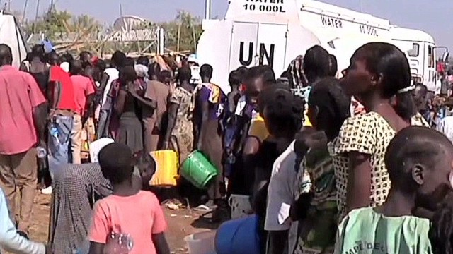 Crisis in South Sudan