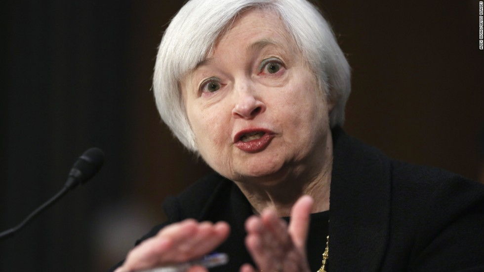 Janet Yellen was nominated by President Obama to become the world's most powerful banker, heading the U.S. Federal Reserve.