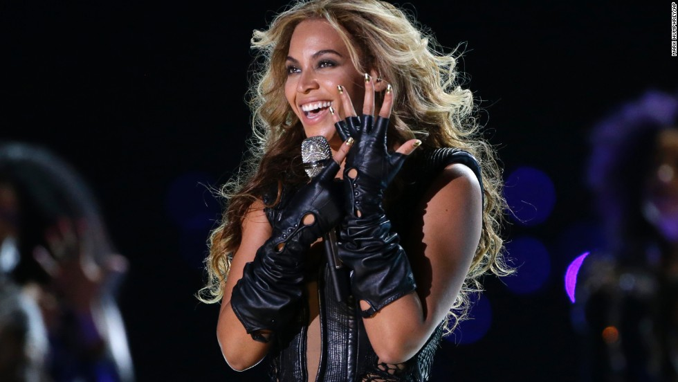 Beyoncé shows that women entertainers can take control of their careers and carve their own paths.