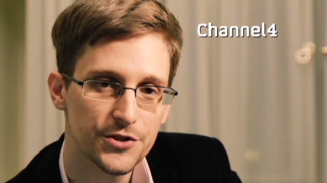 Snowden: We can end mass surveillance