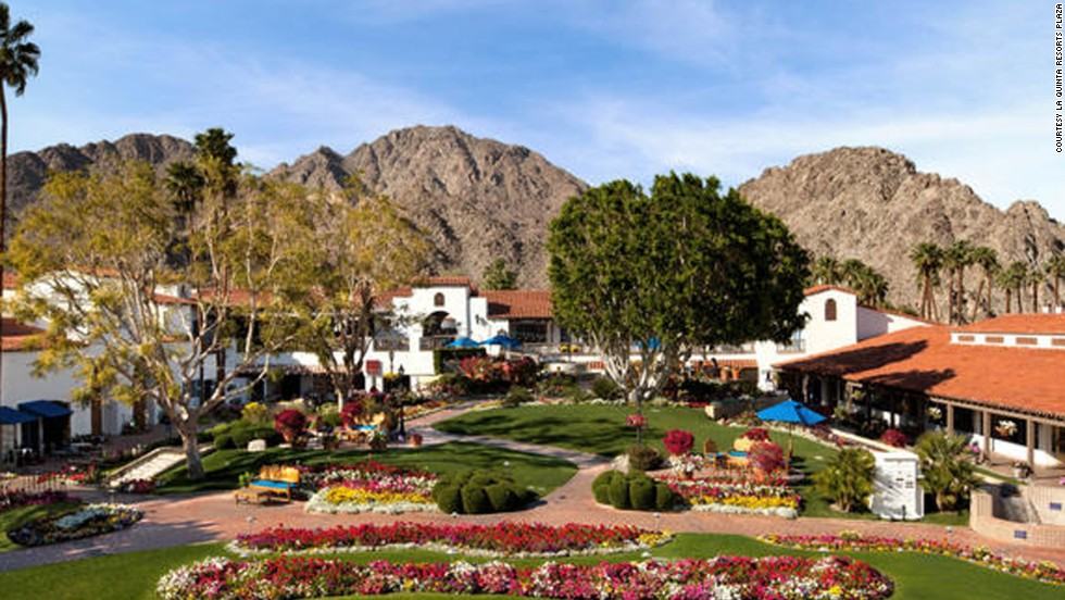 La Quinta specializes in rarefied spa treatments, such as rose-quartz facials and body polishes with Napa grape seeds.