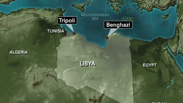 American detainees in Libya released