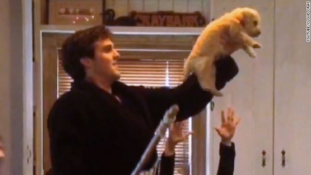 'Lion King' puppy spoof goes viral