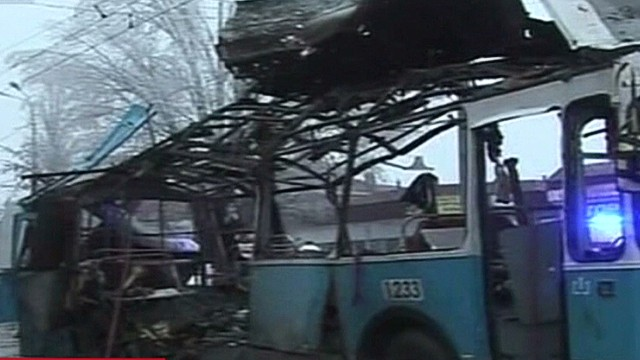 More deadly bombings in Russia