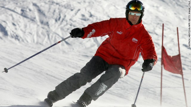 Doctor: Helmet may have saved Schumacher