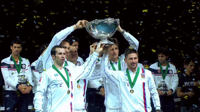 Eastern Europe's Davis Cup domination