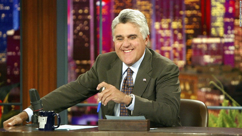 Jay Leno deja The Tonight Show