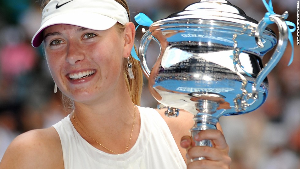 She is preparing for the Australian Open, which she won for the first and only time in 2008, beating Groeneveld's former charge Ana Ivanovic in the final.