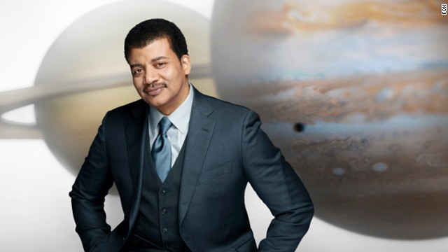 Still of Neil deGrasse Tyson in Cosmos: A SpaceTime Odyssey (2014)
