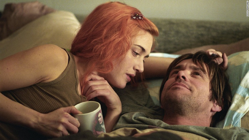 "<strong>""Eternal Sunshine of the Spotless Mind""</strong> -- Winslet and Jim Carrey starred in this 2004 sci-fi romance. The script, by ""Being John Malkovich's"" Charlie Kaufman, won an Oscar."