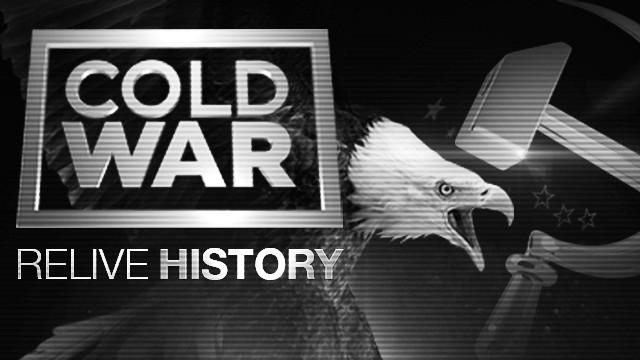 Cold War graphic
