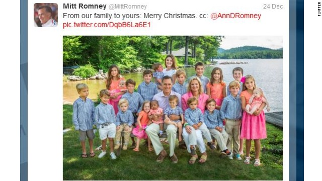MSNBC pokes fun at Romney family photo