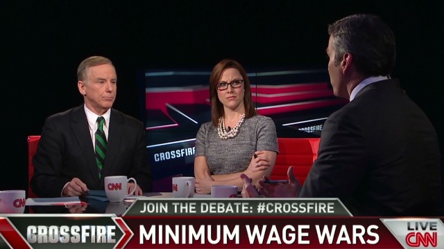 Crossfire: Minimum wage wars