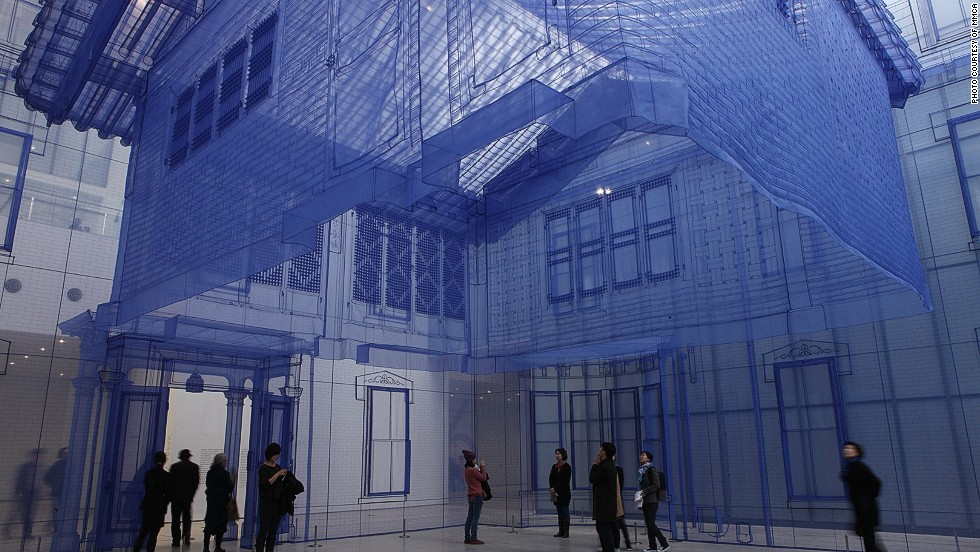 "Seoul's National Museum of Modern and Contemporary Art opened in November. Among popular exhibitions is artist Do Ho Suh's ""Home Within Home Within Home Within Home Within Home,"" which replicates Suh's first home in the United States."