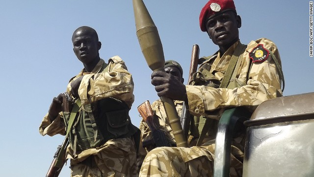 Peace talks planned for South Sudan