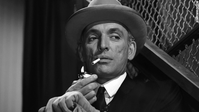 Joseph Ruskin, who appeared in 25 films and 124 television shows, began and ended his acting career on the stage.