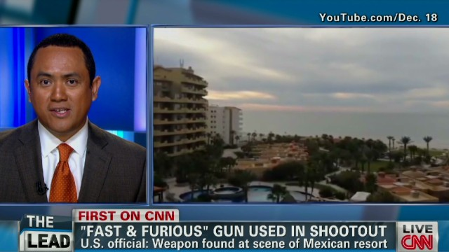 Fast and Furious gun appears at shootout