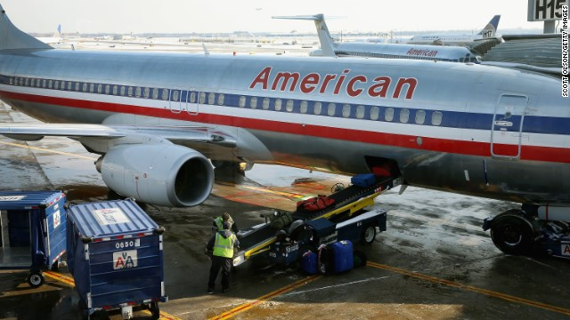 Following the merger with US Airways in December, American Airlines is now the world's biggest airline.