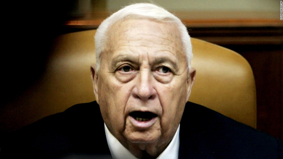 "<a href=""http://edition.cnn.com/2014/01/11/world/meast/obit-ariel-sharon/index.html"">Ariel Sharon, </a>whose half century as a military and political leader in Israel was marked with victories and controversies, died on January 11 after eight years in a coma, Israeli Army Radio reported. Sharon was 85."