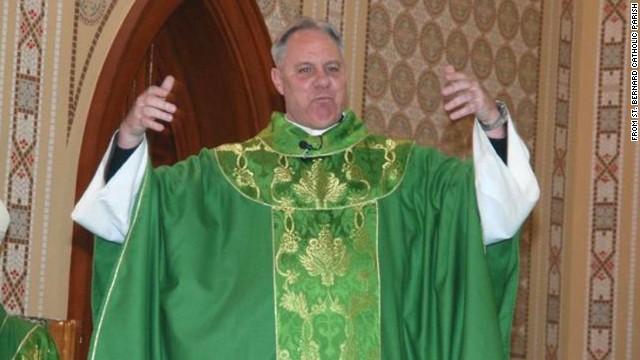 California priest found dead in church