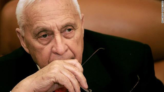 Doctors: Ariel Sharon's organs failing
