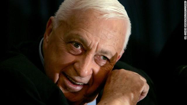 Ariel Sharon has died