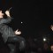 Bono U2 performance 2011
