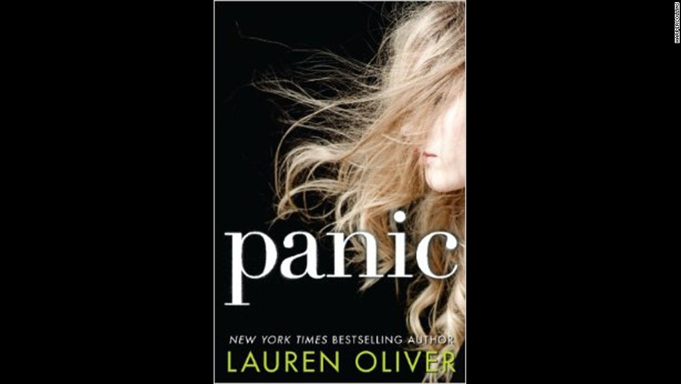 """Before I Fall"" and ""Delirium"" author Lauren Oliver is back this spring with another addictive young adult novel, ""Panic."" In a small town called Carp, graduating seniors like to play a high stakes game called Panic that can bring about an even higher reward. (<em>March 4</em>)"