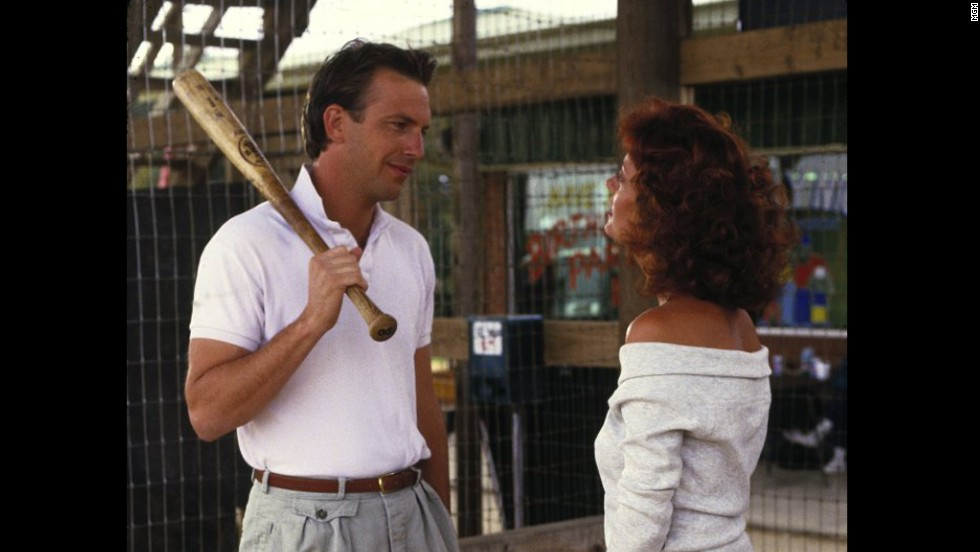 "<strong>""Bull Durham"" </strong>(1988)"