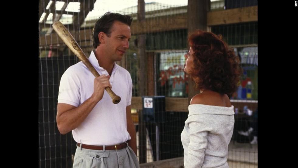"<strong>""Bull Durham"" </strong>(1988)"