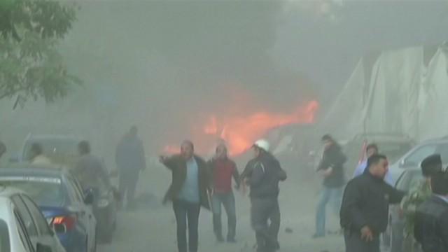 Deadly blast rips through Beirut