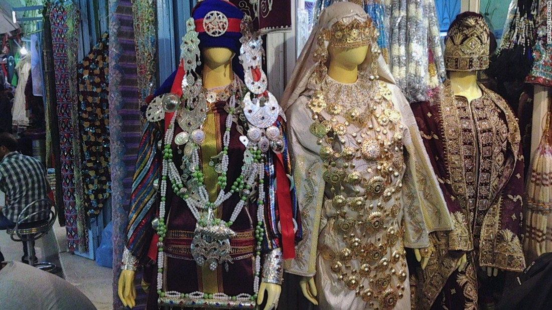 """LIBYA: Wedding dresses on display in a Tripoli souk. Photo by CNN's Christian Streib.<br />Follow <a href=""""http://instagram.com/christianstreibcnn"""" target=""""_blank"""">@christianstreibcnn</a> and other CNNers on the <a href=""""http://instagram.com/cnnscenes"""" target=""""_blank"""">@cnnscenes</a> gallery on Instagram for more images you don't always see on news reports from our teams around the world."""