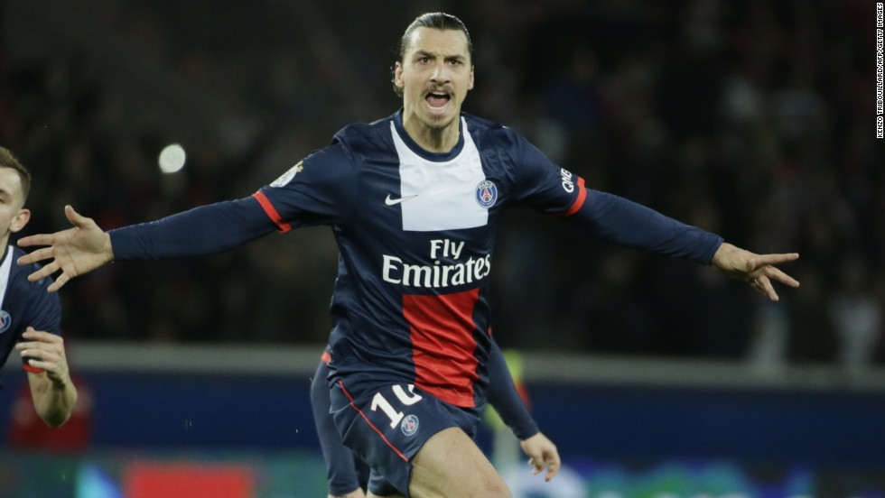 The stature of French champions Paris Saint-Germain as a European force under their Qatari owners was evidenced by their ability to attract big stars like Sweden striker Zlatan Ibrahimovic. They nudged their way into the top five after almost quadrupling their revenue since the 2010/11 season -- the highest ever placing by a French side.