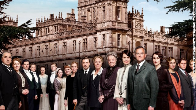 Preview 'Downtown Abbey' season four