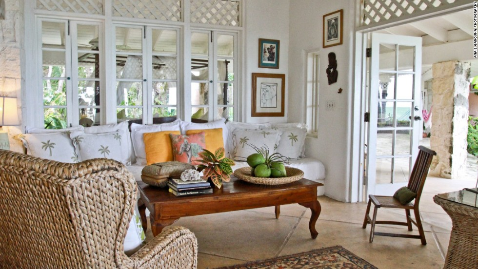 Occupying a pristine, 96-acre private island off the north coast of Andros in the Bahamas, the boutique Kamalame Caye resort is still run by the same family that built it in the 1990s.