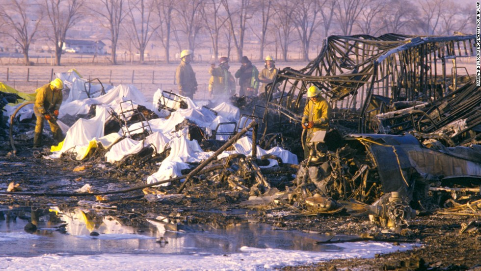 Immediately after the crash, Lamson woke not far from the plane wreckage, still strapped into his seat. Because his injuries were relatively minor, he was able to walk away from the scene. In the years since the disaster, Lamson has struggled with survivor's guilt.