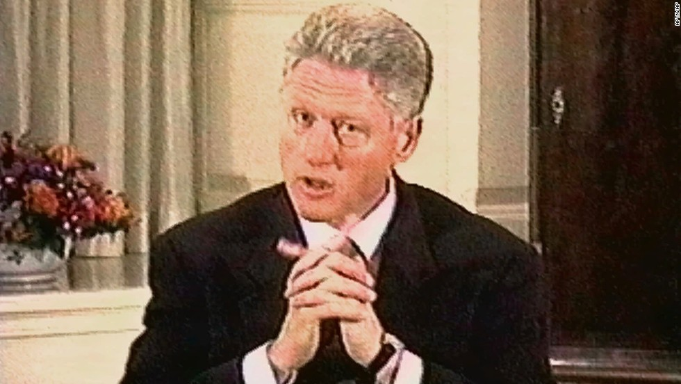Monica Lewinsky: Bill Clinton affair a gross abuse of power