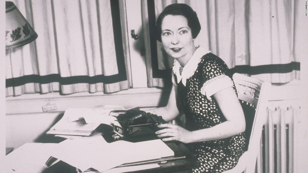 "Margaret Mitchell spent 10 years writing her one and only novel, ""Gone with the Wind,"" which published in 1936 and became a feature film in 1939."