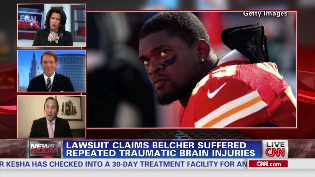 Former player's mom sues NFL team
