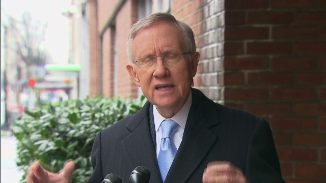 Reid: GOP stance on benefits foolish