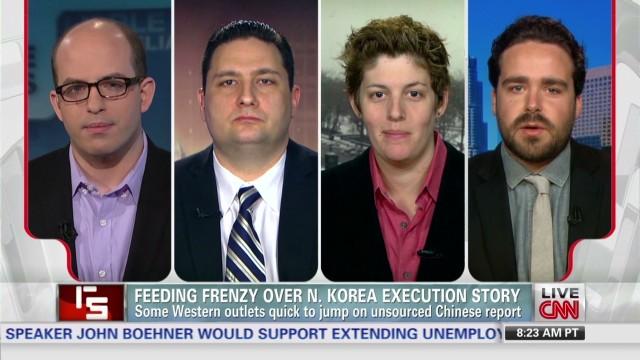 Frenzy over bogus N. Korea execution story