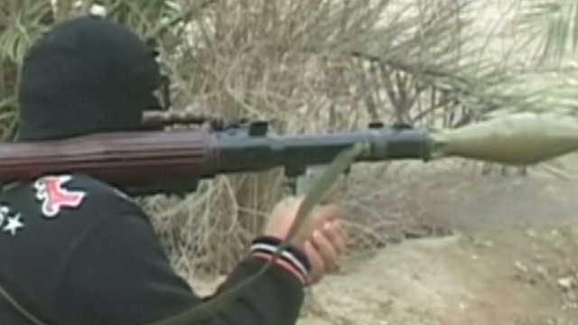 Sectarian fighting rages in Iraq