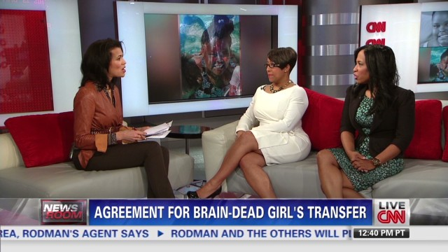 'Brain dead' case raises ethical issues
