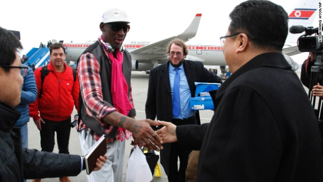Rodman defiant in odd N. Korea defense