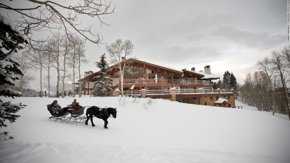 One of Park City's finest lodges offers mid-mountain ski-in/ski-out access to Deer Valley Resort.
