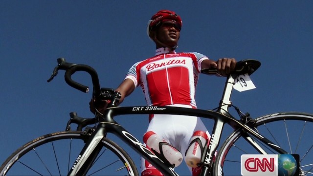 From township to pro cycling