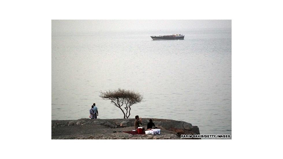 Bucear en Omán